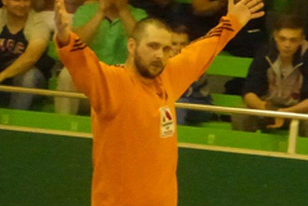 Brankár Michal Meluš vychytal stredajší zápas a o finalistovi sa tak rozhodne v sobotu v Hlohovci.