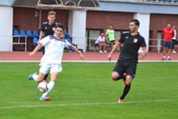 Dubnica - Topoľčany 0:0.