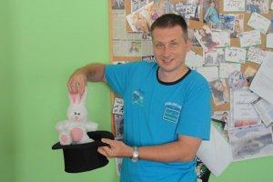 Dušan Cápa skúzelníckym zajacom. Na jeho oživení sa zatiaľ pracuje.