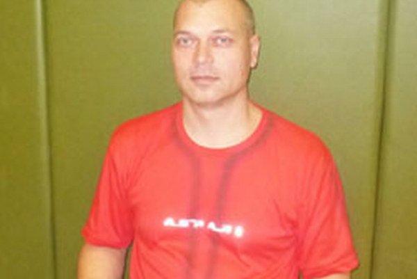 Ľuboš Adamec – tréner basketbalistov Topoľčian.