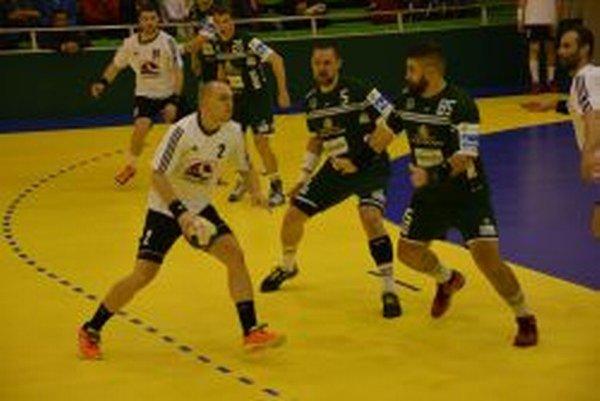 Topoľčany doma porazili Prešov o päť gólov.