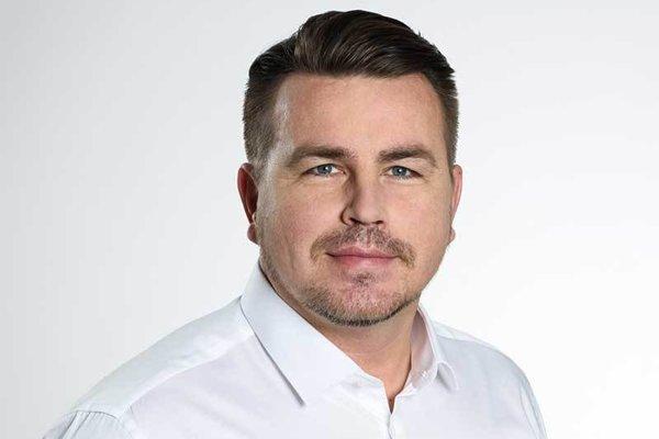 Marcel Maťovčík, kandidát na primátora Martina