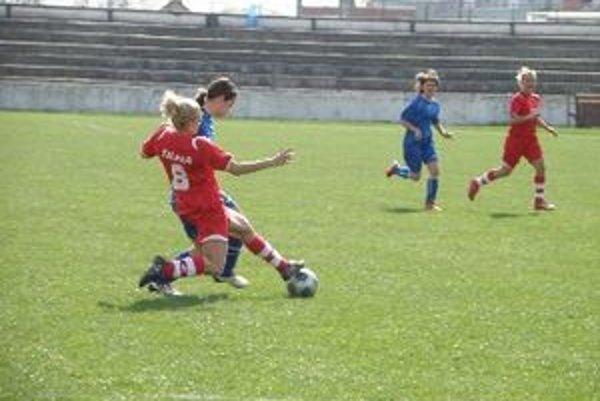 Topoľčany strelili víťazný gól v závere zápasu.