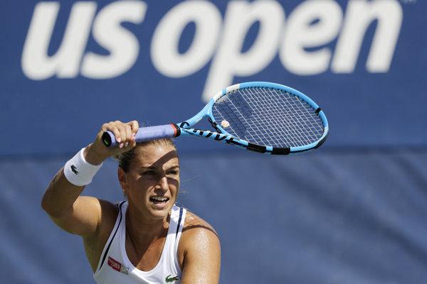 Dominika Cibulková postúpila na US Open do tretieho kola.