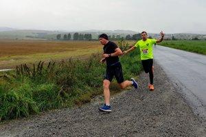 Na trati dlhej 5 km sa rozhodovalo o víťazstve medzi dvoma Tvrdošínčanmi.