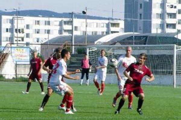 Topoľčany prehrali v Dolných Vesteniciach prvý zápas v príprave.