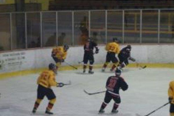 Topoľčianski hokejisti prehrali 3:9.