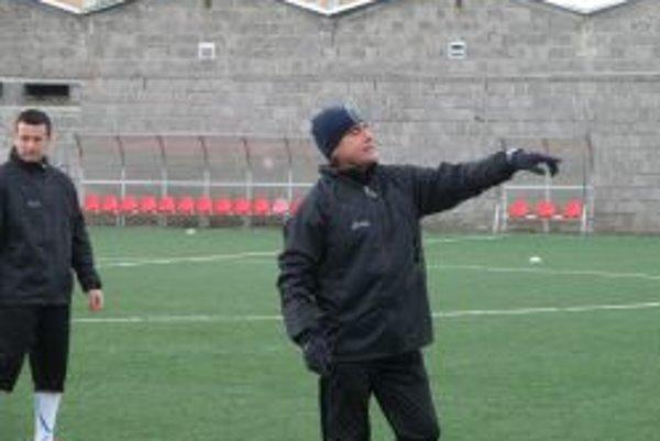 Novým trénerom Topoľčian sa stal Štefan Varga.