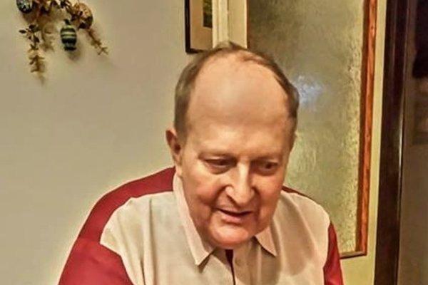 Matematik afyzik Jiří Steckbauer.