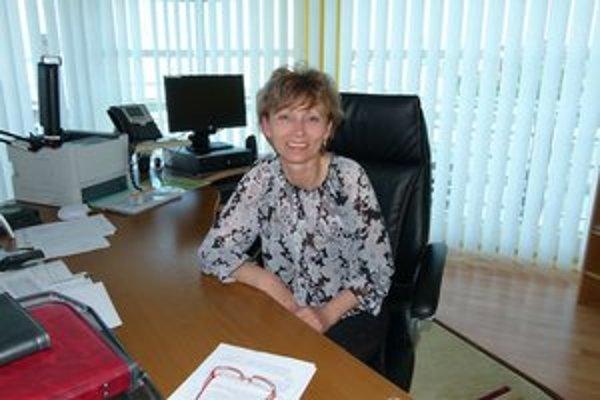 Nová riaditeľka pracovala aj  v zariadení sociálnych služieb.