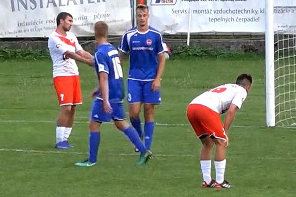 Futbalisti Partizána Bardejov zaznamenali vLiptovskom Mikuláši už štvrtú prehru.
