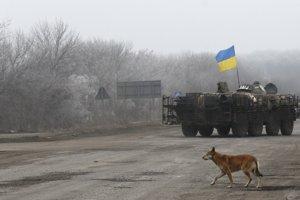 Minské dohody priniesli na východ Ukrajiny prímerie.