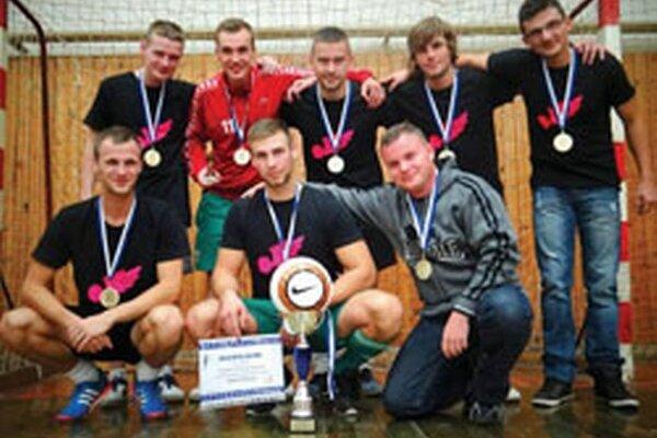 Prašickí loptoši vyhrali turnaj v Bošanoch.