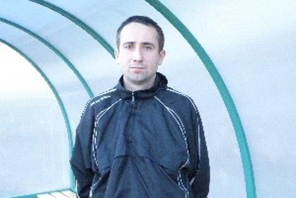 Lukáš Kaplan - tréner Bánoviec.