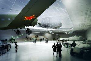 Takto vyzerá vízia podzemnej expozície.