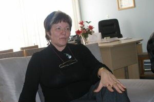Marta Eckhardtová pracovala už na viacerých pozíciách v zdravotníckych zariadeniach.