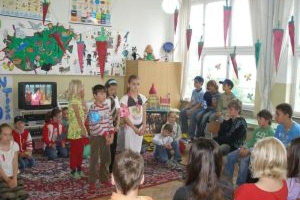 Súčasťou prezentácie bolo aj susedné Maďarsko.