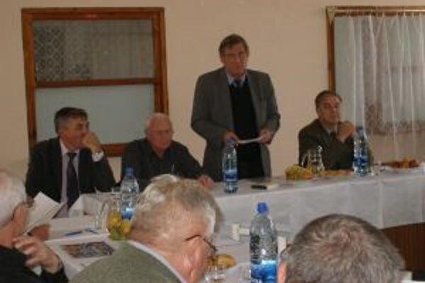 Jozef Urminský má výhrady voči opatreniam vlády týkajúcich sa poľnohospodárstva.