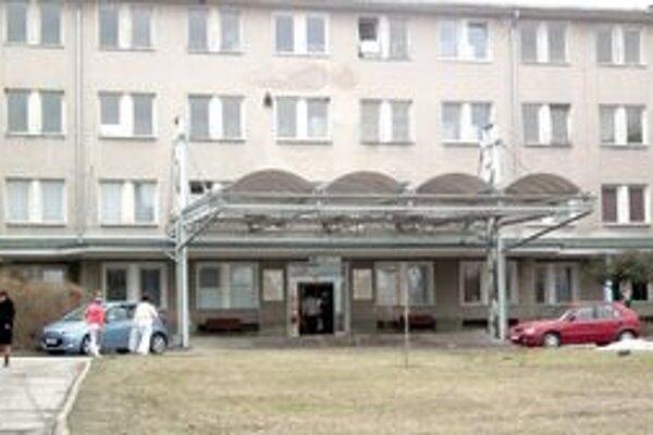 Nemocnica má finančné problémy, ako budú riešiť zvýšenie, je ešte neisté.