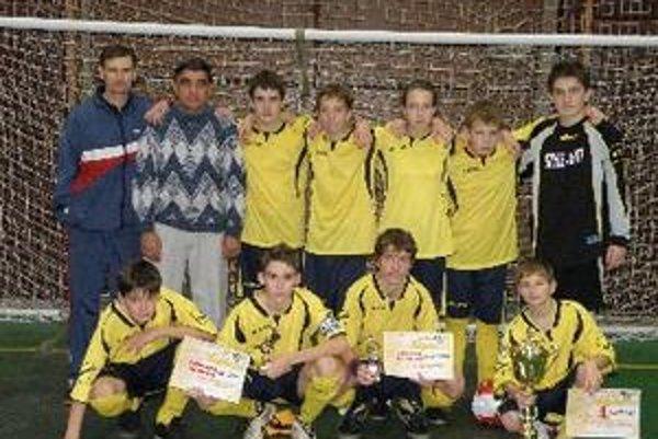 Urmince vyhrali celý turnaj, keďže neprehrali ani jeden zápas.