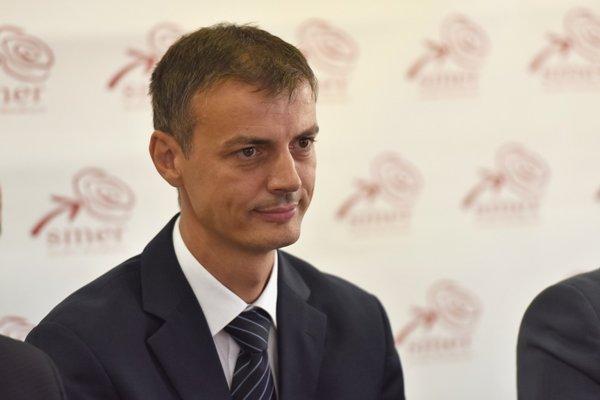 Igor Válek, kandidát na primátora Trnavy.