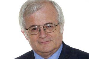 Karol Medňanský. Je čerstvým sedemdesiatnikom.