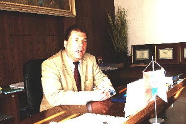 Marián Chovanec je primátorom Bánoviec už vyše sto dní.