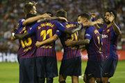 FC Barcelona. (ilustračný obrázok)