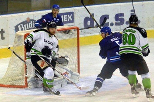 Duel medzi Martinom a Mladou Boleslavou bol od začiatku do konca zaujímavý.