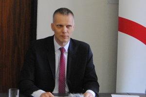 Richard Drutarovský, kandidát na primátora mesta Prešov.