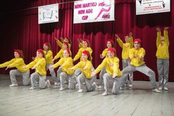 Tento hip-hopový tanec s choreografiou Start zvíťazil.