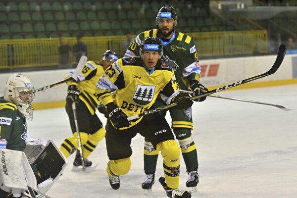 Detvianski hokejisti uspeli pod Dubňom