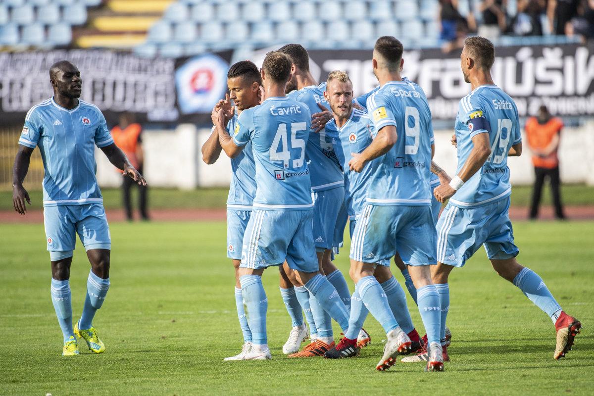 Fortuna liga 2018 2019 - 8. kolo - SÚHRN VÝSLEDKOV - sport.sme.sk 491418f6573