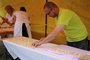 Príprava pirohov