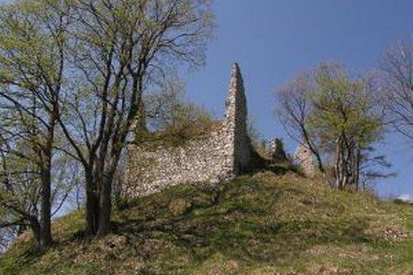 Znievsky hrad.