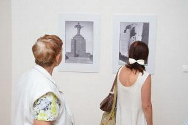 Z výstavy fotografa Karola Kállaya v Turčianskej galérii.