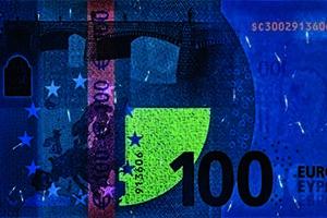Popri ochranných prvkoch viditeľných voľným okom eurové bankovky obsahujú aj strojovo rozpoznateľné ochranné prvky.