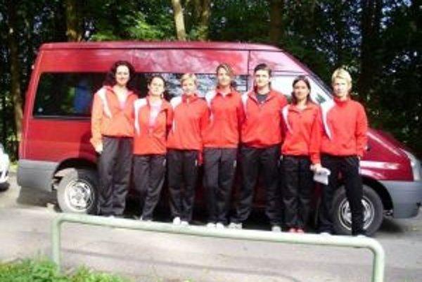 Kolkársky ženský tím Tatrana Sučany sa predstaví v lige majstrov.