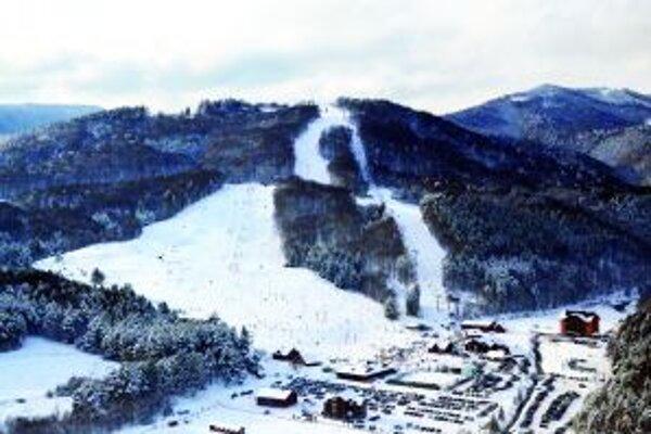Lyžiarske stredisko vo Valčianskej doline si už získlalo veľmi slušné meno.