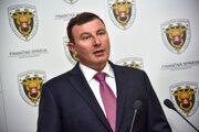 Prezident finančnej správy František Imrecze.