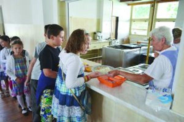 Detailnou kontrolou prešli aj turčianske školské jedálne.