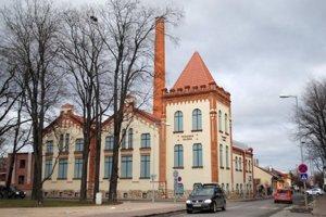 Tatranská galéria.