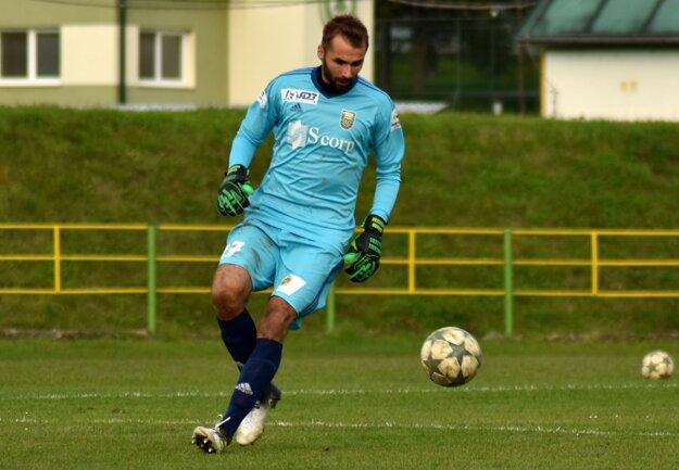 Gerard Bieszczad druhýkrát v kariére pauzuje kvôli zranenému ramenu.