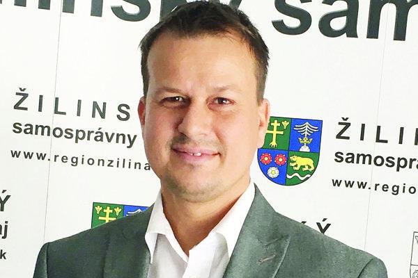 Martin Hromada, riaditeľ odboru kultúry Žilinského samosprávneho kraja.