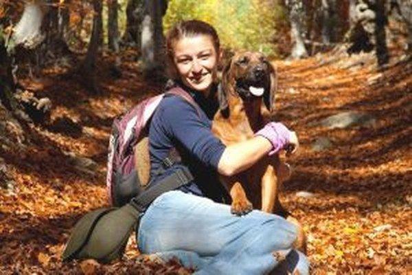 Chovateľka Zuzana Laučeková považuje čipovanie za dôležité len pri mladších psoch.