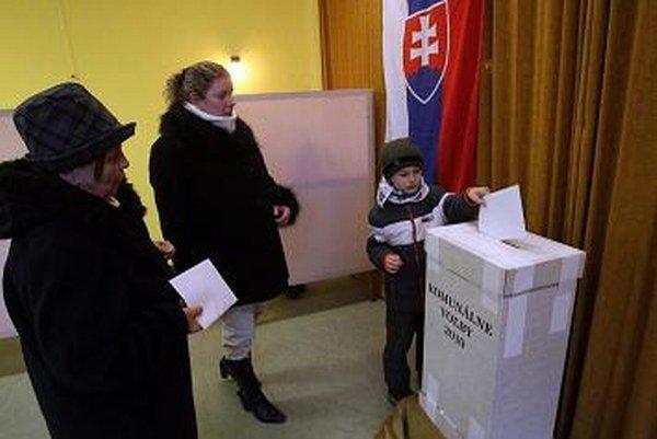Budúcu sobotu sa v štyroch obciach uskutočnia nové voľby do orgánov obecnej samosprávy.
