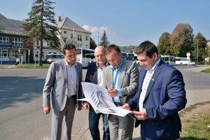 Rokovania k výstavbe stanice.