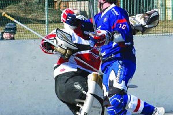 Stály tlak. Bratislavskú bránu dobýjal aj Michal Wagner.