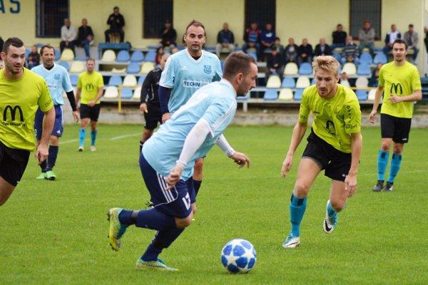 Rumanová prekvapujúco získala tri body vo Veľkom Lapáši.