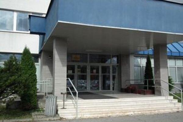 Budova úradu.